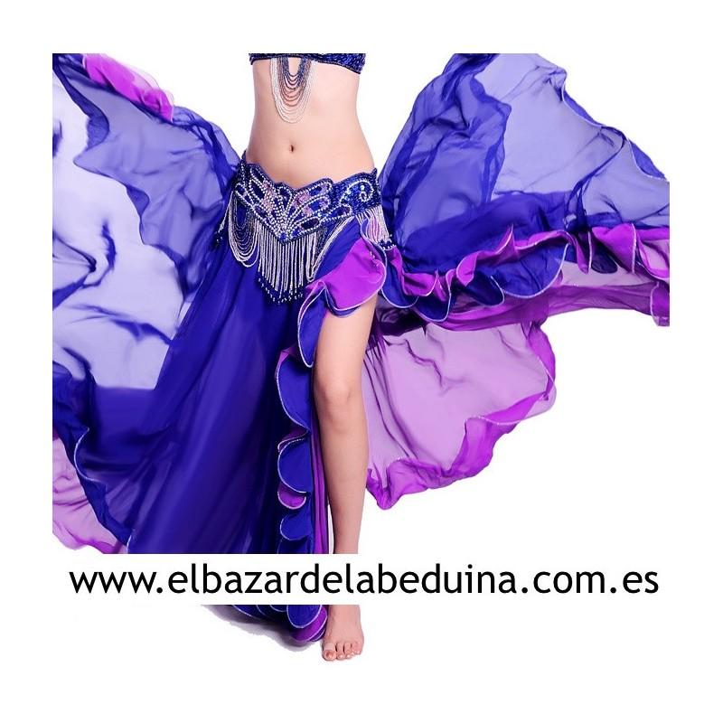 Falda Belly dance Luxury
