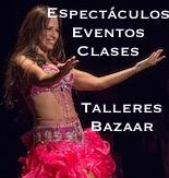 Danza del Vientre Coruña Clases y espectáculos