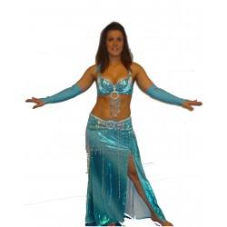 Sujetador danza del vientre