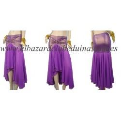 Conjunto 2 piezas falda  y sujetador