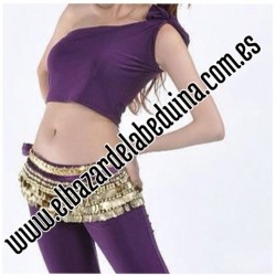 Velvet Belly Dance Hip Scarf