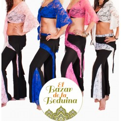 Pantalon Tribal E