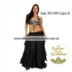 b80863b5d Belly dance CHIFFON double layer skirt. One size fits all from S to XL See  the video on youtube