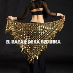 Bellydance scarf Shine on