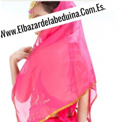 Kids small veil for Bellydance
