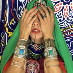 Brazalete Afgan Cuff