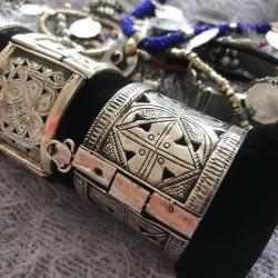 Cuff Bracelet Kuchi Afgan