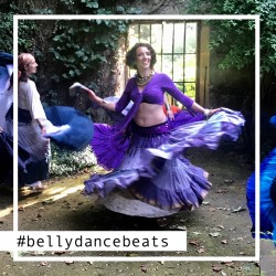 Belly dance dancewear