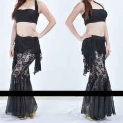 Lace Belly dance Set