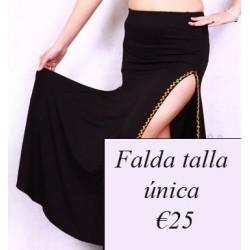 Falda sirena