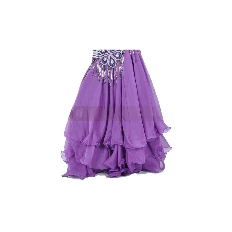 Falda 3 capas