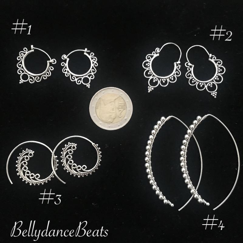 Silver 925 Earring